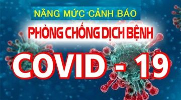 CÔNG TY CP MIZA NÂNG MỨC CẢNH BÁO VỀ ĐẠI DỊCH COVID-19 TỚI CBCNV