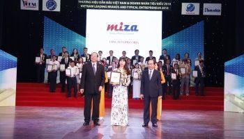 Lễ vinh danh Thương hiệu dẫn đầu Việt Nam & Doanh nhân tiêu biểu 2018