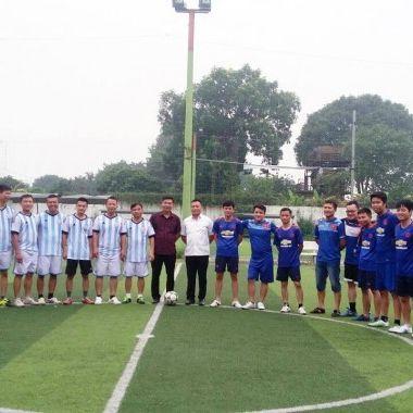 Giao lưu bóng đá Miza - Thanh tra giao thông huyện Đông Anh