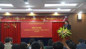 Hội nghị giới thiệu và xúc tiến cho vay năm 2018