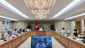 Nhiều kiến nghị hỗ trợ ngành giấy- Họp Tổ công tác của Thủ tướng Chính phủ.